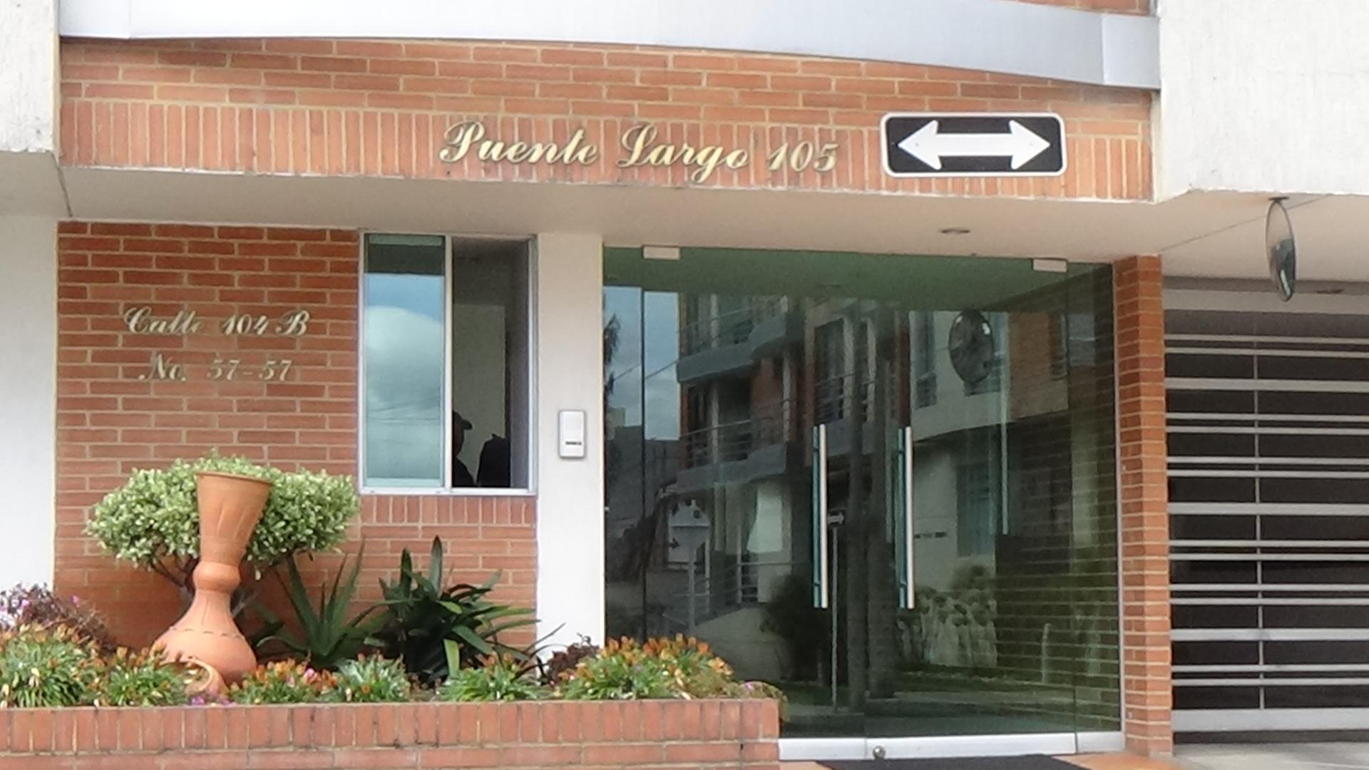ARRIENDO APARTAMENTO PUENTE LARGO